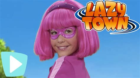 Lazy Town | Brand New Series!   YouTube