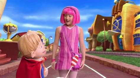 Lazy Town Capitulo 1   Bienvenidos A Lazy Town   Latino HD ...