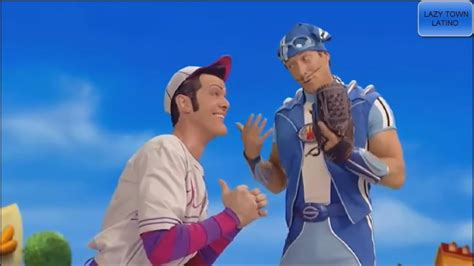 Lazy Town Capitulo 5   Insomnio En Lazy Town   Latino HD ...