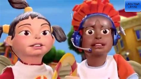 Lazy Town Capitulo 8   El Falso Sportacus   Latino HD ...