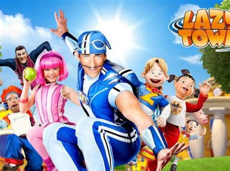 Lazy Town Cast, What Happened to the Girl, Who Are the ...