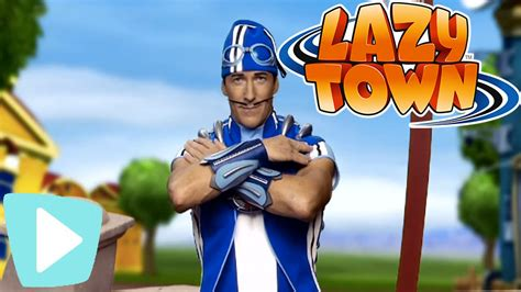Lazy Town | Dance Moves for the Whole Family with ...