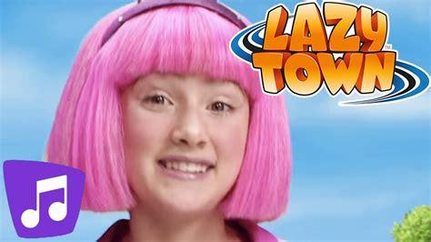 Lazy Town en Español | Agente Secreto | Video Musical ...