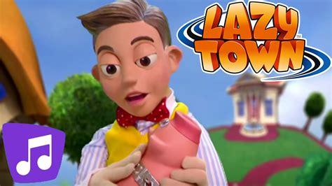 Lazy Town en Español | Bienvenidos A Lazy Town | Video ...