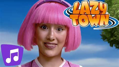 Lazy Town en Español | Bing Bang Video Musical   YouTube