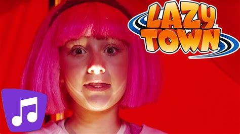 Lazy Town en Español | Canción del Miedo Video Musical ...