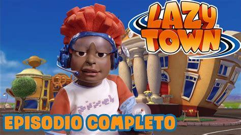 Lazy Town en Español   Control remoto   Dibujos Animados ...