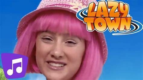 Lazy Town en Español | Cosas Buenas Video Musical   YouTube