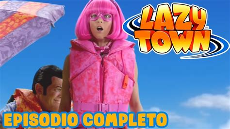 Lazy Town en Español   Día secreto amigo   Dibujos ...