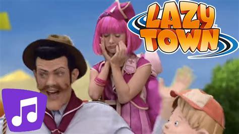 Lazy Town en Español | Exploradores Perezosos Video ...