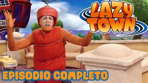 Lazy Town en Español   Festival de Dulces Deportivos ...