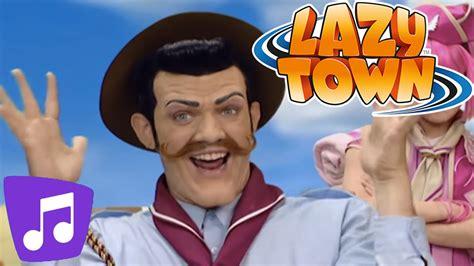 Lazy Town en Español I Exploradores Perezosos Karaoke ...