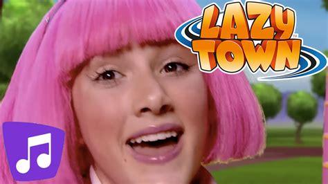 Lazy Town en Español I Lo Puedes Resolver Karaoke   YouTube
