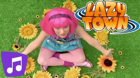 Lazy Town en Español | Juntos Somos Equipo Video Musical ...