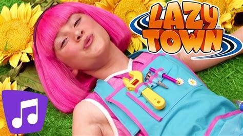 Lazy Town en Español | Juntos Somos un Equipo | Video ...