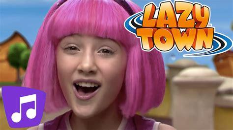 Lazy Town en Español | Lo Puedes Resolver Video Musical ...