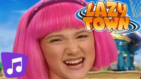 Lazy Town en Español | Muévete y mucho mas! Video Musical ...