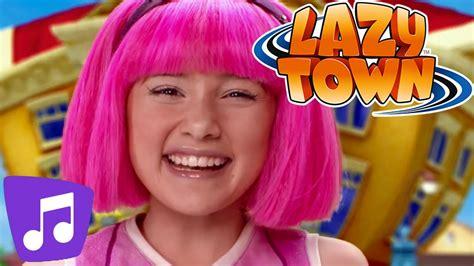 Lazy Town en Español | Nada es Imposible Video Musical ...