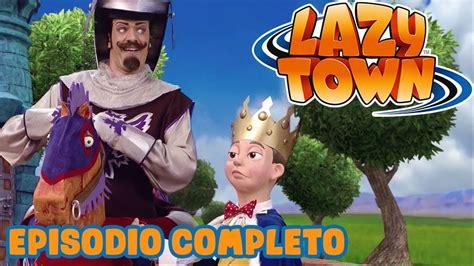 Lazy Town en Español   Príncipe Stingy   Dibujos Animados ...