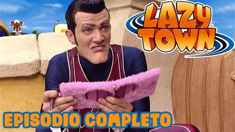 Lazy Town en Español | Querido Diario | Dibujos Animados ...