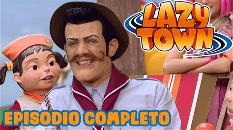 Lazy Town en Español   Scouts perezosos   Dibujos Animados ...