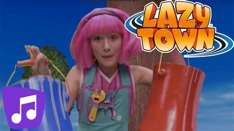 Lazy Town en Español | Solo Faltas Tú Videos Musical   YouTube