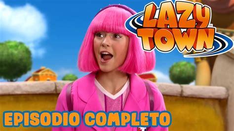 Lazy Town en Español   Tiempo de aprender   Dibujos ...