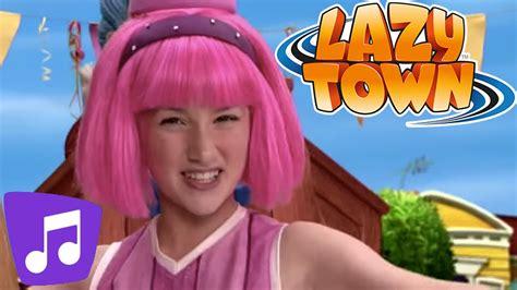 Lazy Town en Español | Veinte Veces Video Musical   YouTube