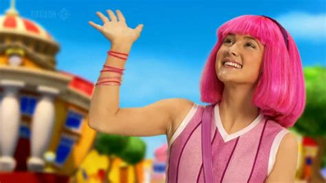 Lazy Town Extra Intro HD version   YouTube