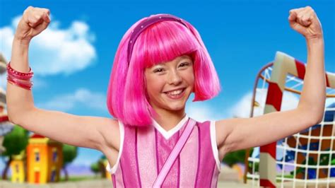 Lazy Town Full Episode I Roboticus Never Say Never I ...