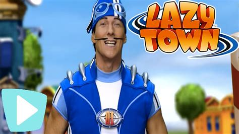 Lazy Town | Jump!   YouTube