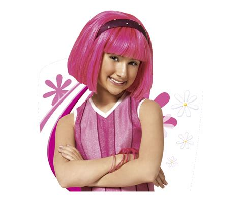 Lazy Town   Lazy Town Stephanie 2004 | Transparent PNG ...