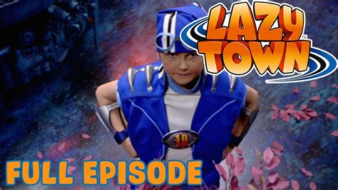 Lazy Town | Little Sportacus | Full Episode   YouTube