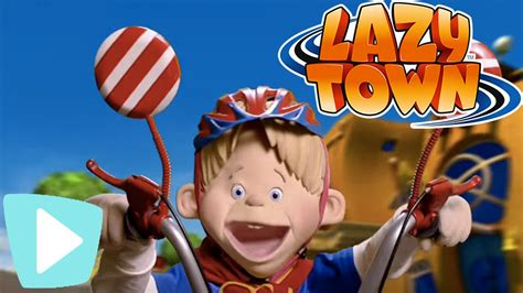 Lazy Town | Little Sportacus   YouTube