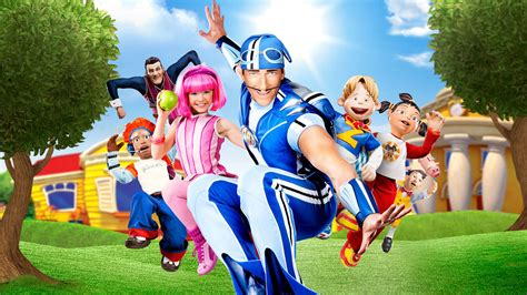Lazy Town | Movie for Kids