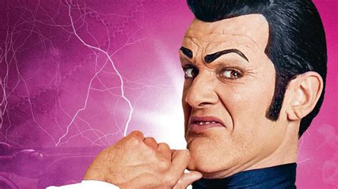 Lazy Town: Muere actor que interpretaba a Robbie Rotten ...