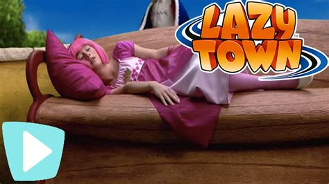 Lazy Town | Once Upon A Time   YouTube