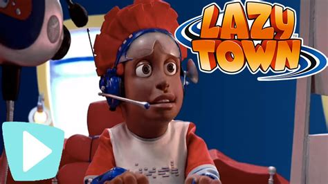 Lazy Town | Pixel TV   YouTube