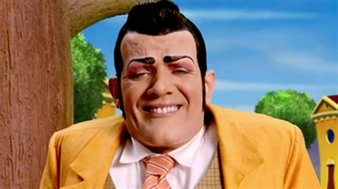 Lazy Town Robbie Rotten Sings It s Fun to be the Mayor ...
