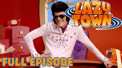 Lazy Town | Rockin  Robbie | Full Episode   YouTube
