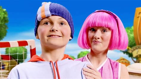 Lazy Town Song | Time to Play with Stephanie Music Video ...