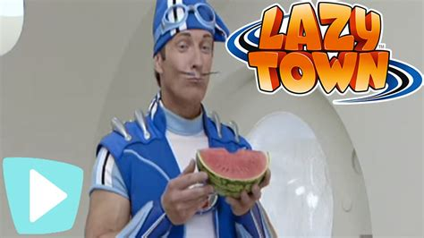 Lazy Town | Sportacus on the Move!   YouTube