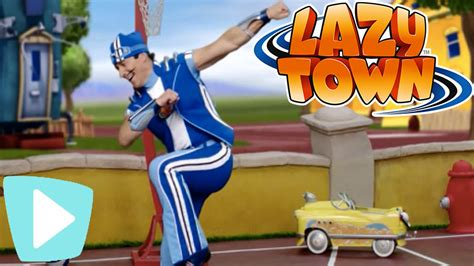 Lazy Town | Sportacus  Signature Move   YouTube