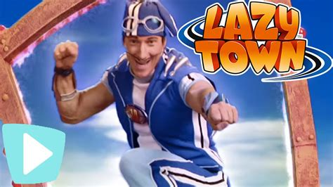Lazy Town | Sportacus Who?   YouTube