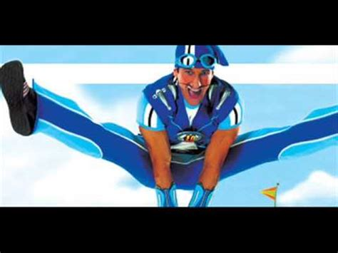 Lazy Town   Sportacus   YouTube