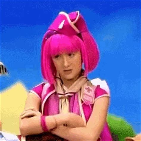 Lazy town stephanie gif 10 » GIF Images Download