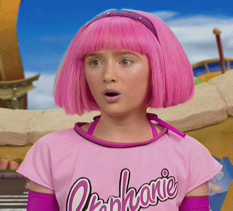 Lazy town stephanie gif 7 » GIF Images Download