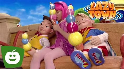 Lazy Town | The Laziest Town   YouTube