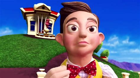 Lazy Town The Mine Song with Stingy Original and it s 1 ...