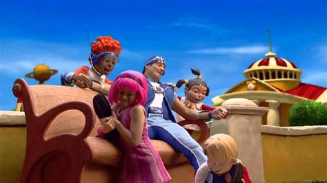 Lazy Town   There s Always A Way latino Portuguese   YouTube